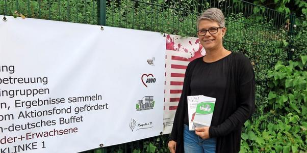Fördergeld für die klinke1 im Klinkengrund Bad Belzig