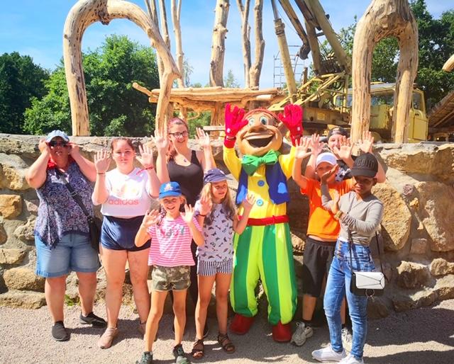 Tolle Ferienfahrt mit Jugendlichen