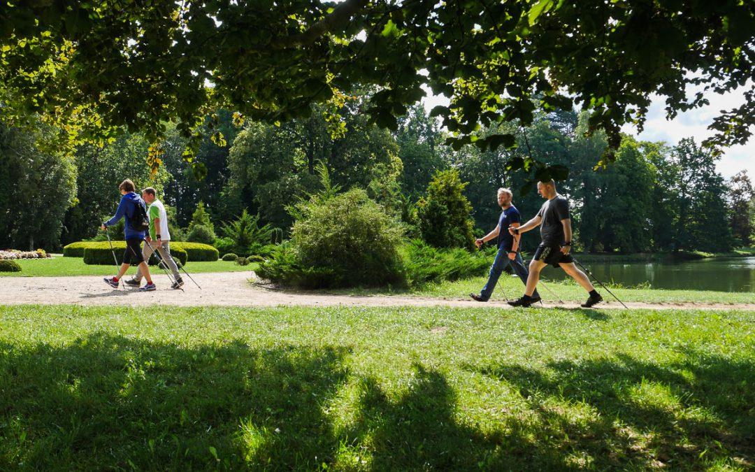 Gesundheitstag im Schlosspark