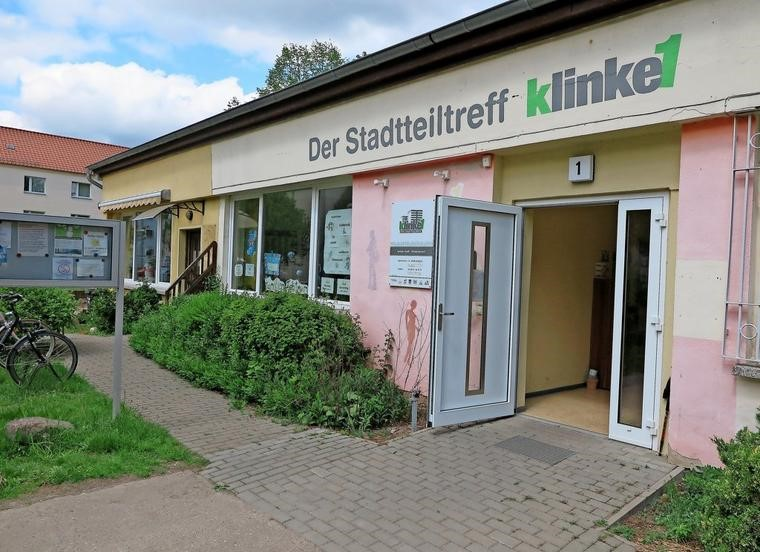 Stadtteiltreff klinke1 in Bad Belzig