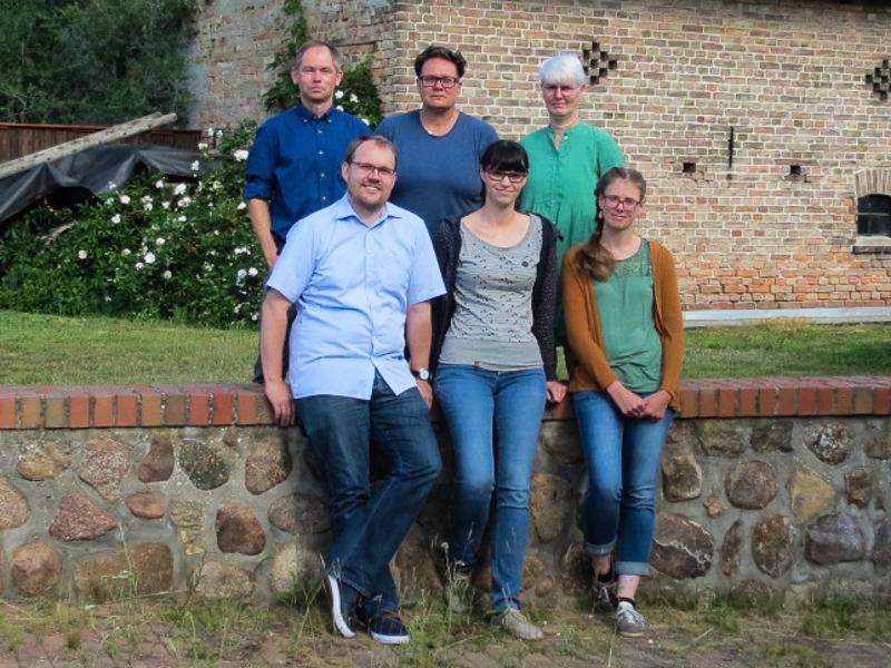 Neues Team in der Geschäftsstelle des SAM e.V.