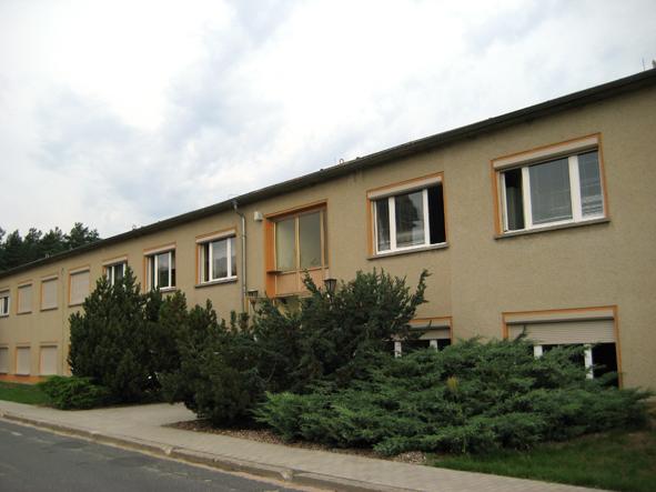 Unterkunft Kuhlowitz