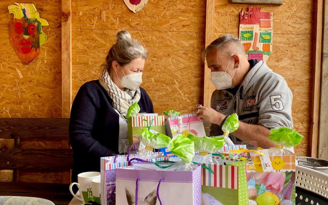 Beelitz-hilft e.V. bereitet Osterüberraschung