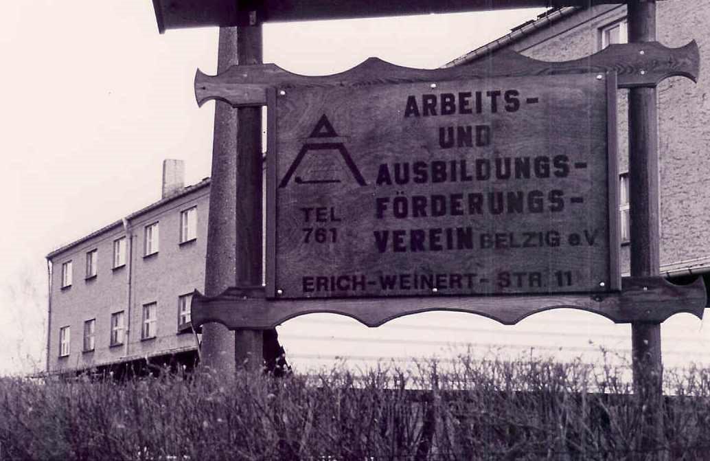 erster Standort in Belzig