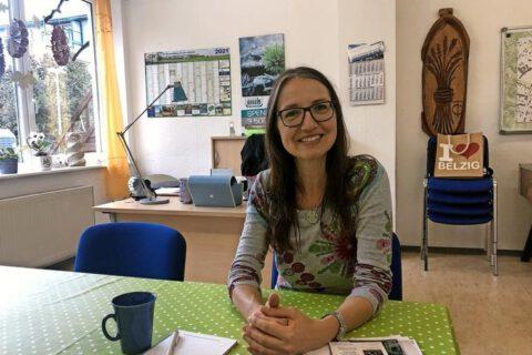 Neue Mitarbeiterin als Quartiersmanagerin in Bad Belzig